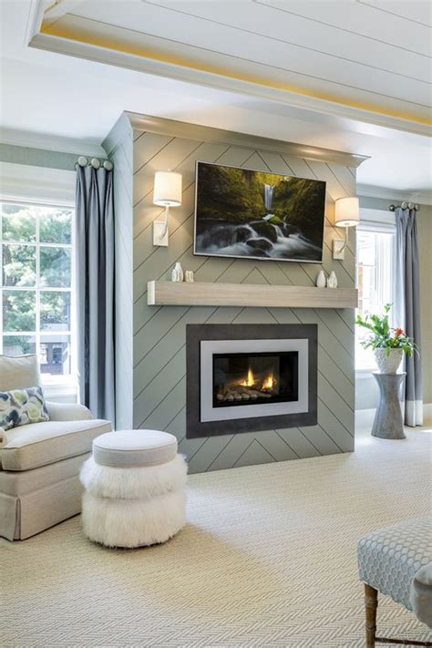 Fireplace Facelifts (with how to links!)   Home By Hattan