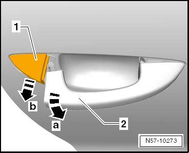 passenger door handle removal vw gti mkvi forum vw