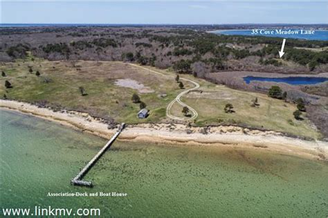 Chappaquiddick Links Martha S Vineyard 35 Cove Meadow