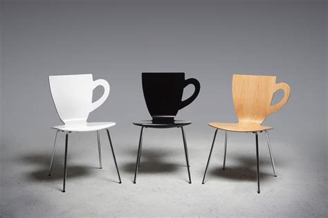 Coffee Chairs by Sunhan Kwon Coffee Chair