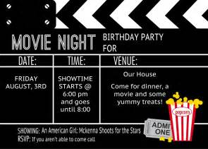 free movie ticket invitation templates cloudinvitation com