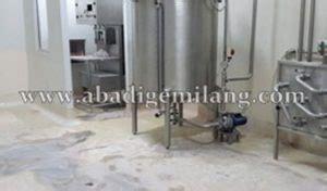 Harga Clear Coating Untuk Genteng foto cat epoxy lantai pabrik makanan dan minuman