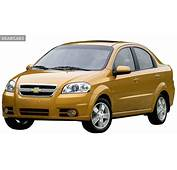 Chevrolet Aveo • Modifications Packages Options