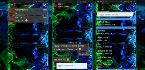 sms themes for android free themes go sms pro themes free android themes page 4 android forums
