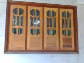 home windows design in wood carpenter work ideas and kerala style wooden decor may 2013