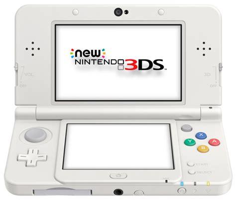 nintendo 3 ds console new nintendo 3ds console white eb australia