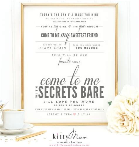 Wedding Song Goo Goo Dolls by 1000 Ideas About Paper Anniversary On One