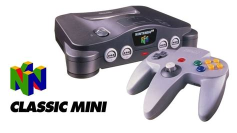 Date Mini by N64 Classic Mini Rumours Release Date Tech Advisor