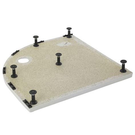Easy Plumb Shower Tray Kit by Easy Plumb Fitting Kit For Quadrant Shower Trays