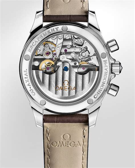 omega deville  axial chronometer review