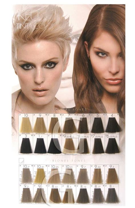 keune color chart 12 best images about keune hair on