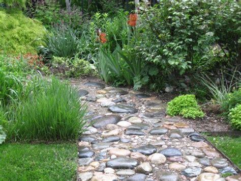 imagenes de jardines con piedras de rio de 100 fotos con ideas de decoraci 243 n de jardines