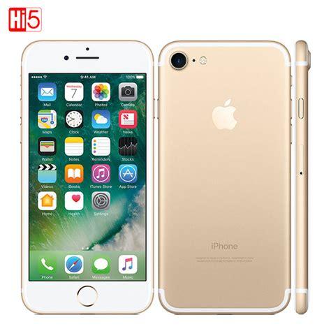 original apple iphone 7 7 plus 2gb ram 32 128gb 256gb ios 10 lte 12 0mp