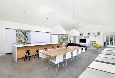 fotos de interiores de casas modernas interiores de casas modernas hillside modern