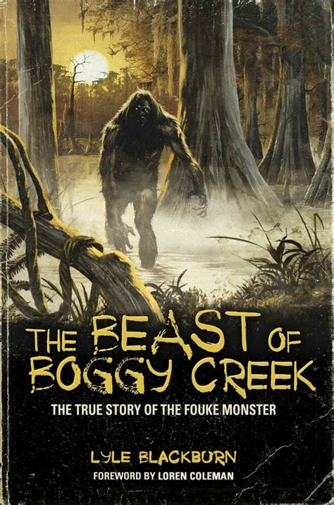 the sighting books cryptomundo 187 boggy creek poster artist dies