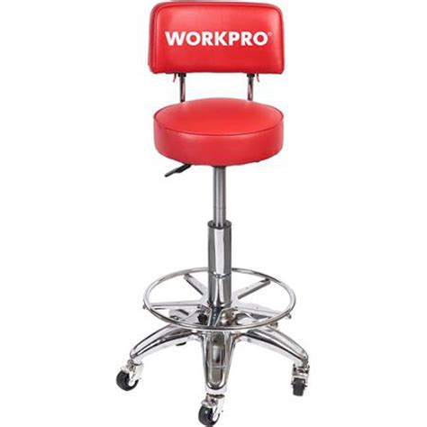 Garage Chairs Stools by Heavy Duty Adjustable Hydraulic Stool Wheels Work Shop