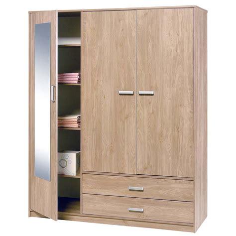 Lemari Pakaian Kayu 45 lemari pakaian minimalis dengan desain bagus dan unik