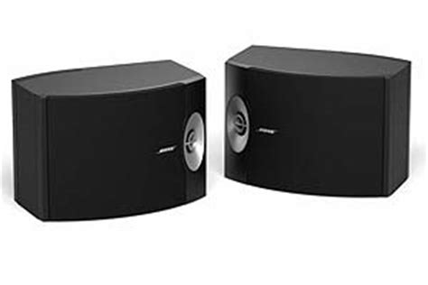 Bose Bookshelf Speakers 201 Amazon Com Bose 301 V Stereo Loudspeakers Pair Black