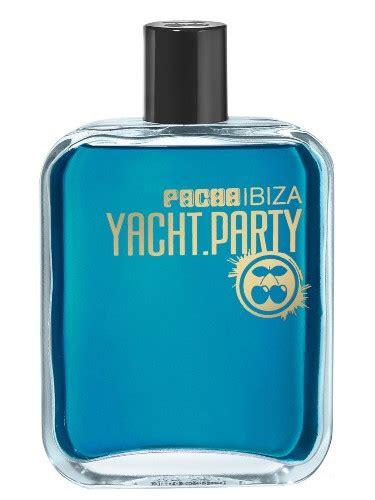 Parfum Yacht yacht for pacha ibiza cologne un nouveau