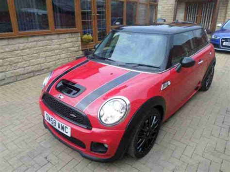 repair anti lock braking 2008 mini cooper auto manual mini 2008 58 cooper s r56 1 6 t jcw kit john cooper works red hatch