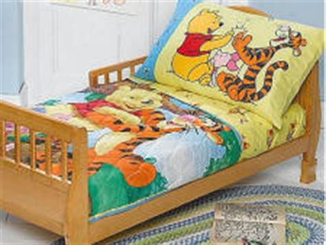 winnie the pooh toddler bedding my family fun winnie the pooh toddler bedding set for toddlers 4 pc