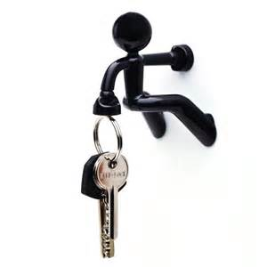 amazing Decorative Key Racks For The Home #2: Magnetic-Key-Holder-600x600.jpg