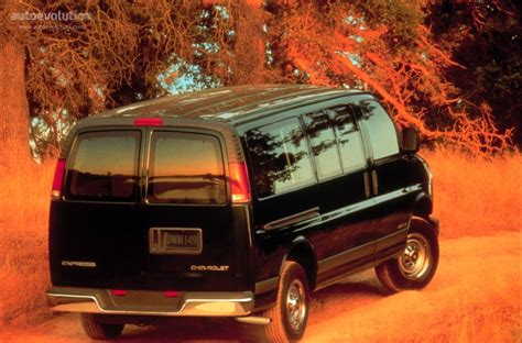 how to learn about cars 1996 chevrolet express 3500 spare parts catalogs chevrolet express specs 1995 1996 1997 1998 1999 2000 2001 2002 autoevolution