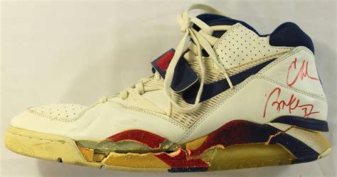 vintage basketball shoes sports memorabilia auction pristine auction