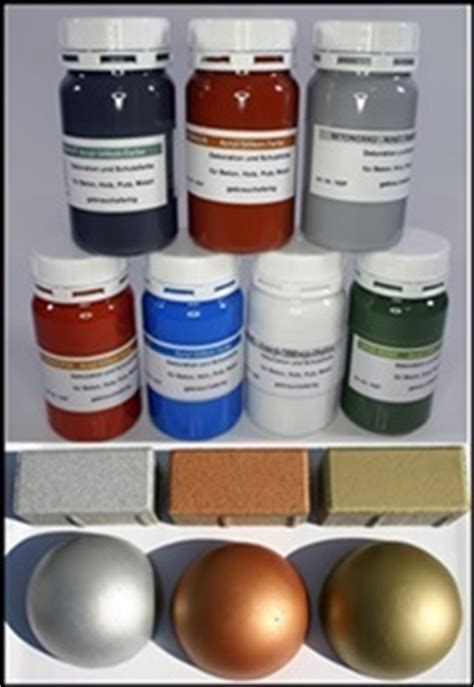 Acryl Silikon Aussenbereich by Farbpigmente Schalungsformen Vibrationstechnik