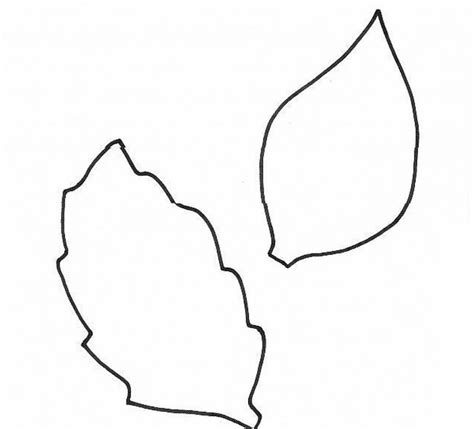 leaf template family tree photos