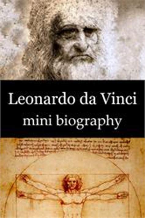 leonardo da vinci biography ebook leonardo da vinci mini biography ebook by ebios