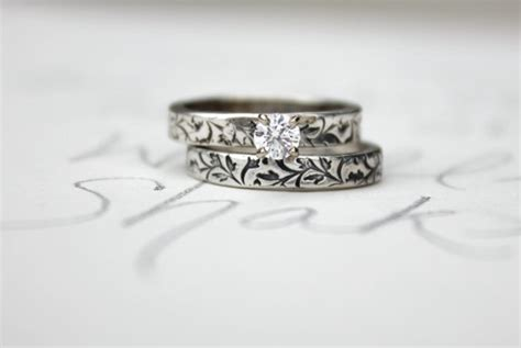 ethical engagement ring wedding band set conflict