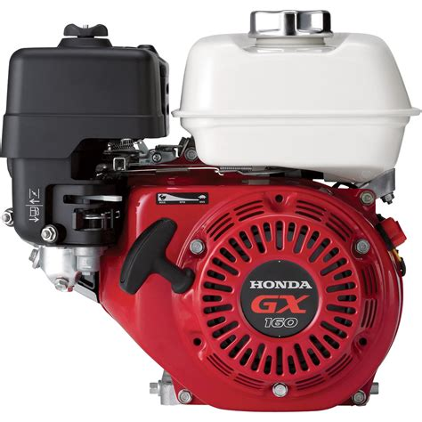 motor honda honda horizontal ohv engine 163cc gx series 3 4in x 2