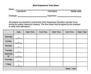 sample work timesheet calculator 10 documents in pdf word