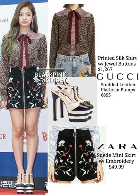 blackpink outfit cost blackpink closet blackpinkcloset twitter