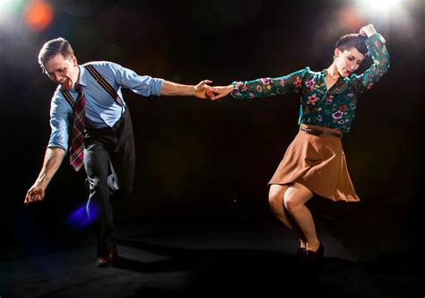 11 Reasons To Start Swing Dancing