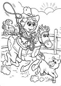 coloring pages miss piggy search