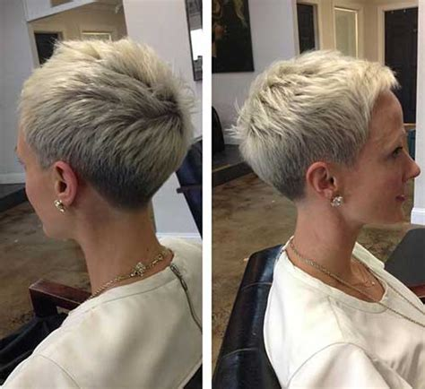 hair cuts different short at the top long on the back attractive and different short pixie cuts the best short