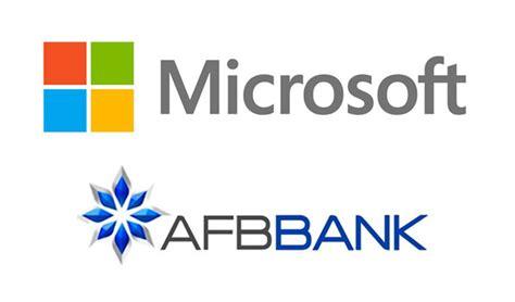 afb bank microsoft azerbaijan и afb bank заключили договор о