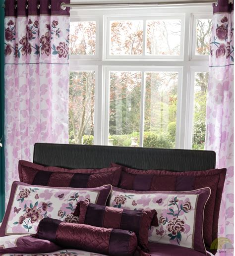 purple bedding and curtains purple plum duvet cover bedding bed set or curtains or