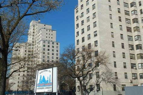 Wyckoff Gardens by Nycha Advances Plan To Bring Rentals To