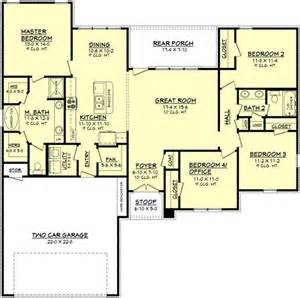 1800 Square Feet House Plans 1725 Square Feet 4 Bedrooms 2 Batrooms 2 Parking Space
