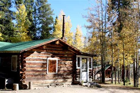 Rocky Mountain National Park Cabins by Holzwarth Trout Lodge