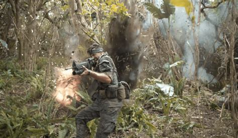god of war short film firebase 2017 short film one soldier battles the quot river