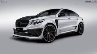 Mercedes De Official Lumma Mercedes Gle Coupe