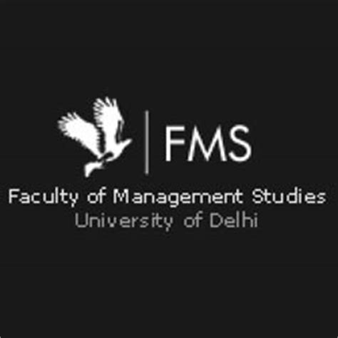 Fms Delhi Part Time Mba Eligibility by Fms Faculty Of Management Studies