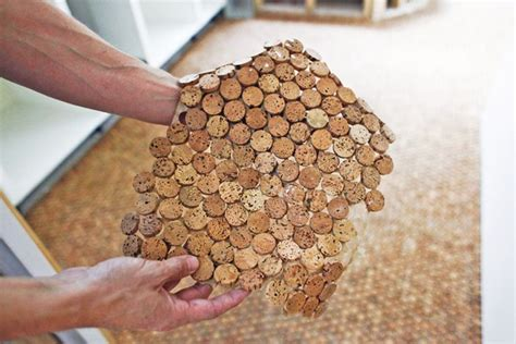 Bor Korek how to recycle recycled wine cork