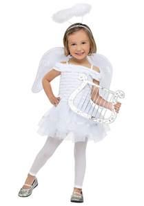 angel halloween costumes for girls toddler little angel costume