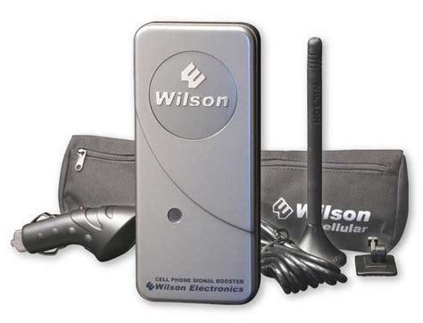 wilson mobilepro cell phone signal booster ebay