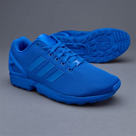 Sepatu Lari Running Olahraga Fitness Adidas Zx Flux Shoes Original sepatu sneakers adidas originals zx flux blue